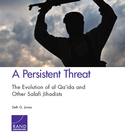 RAND study looks at the threat of Salafist terrorism
