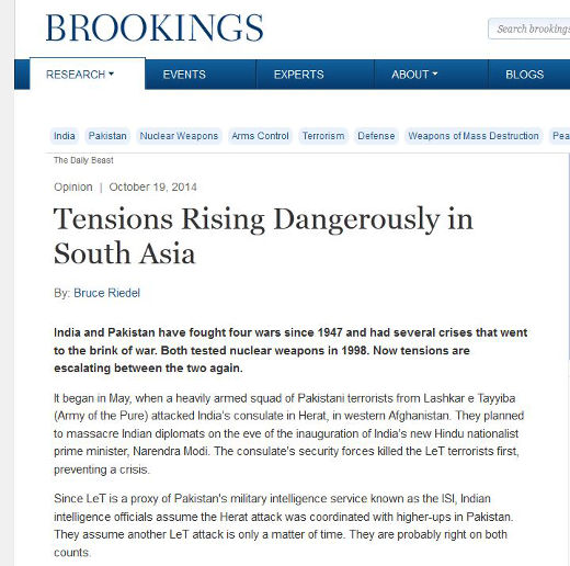Tensions continue to rise between India and Pakistan